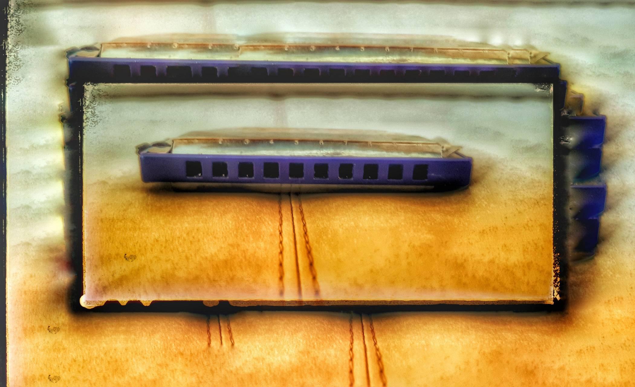 Blue Armonica