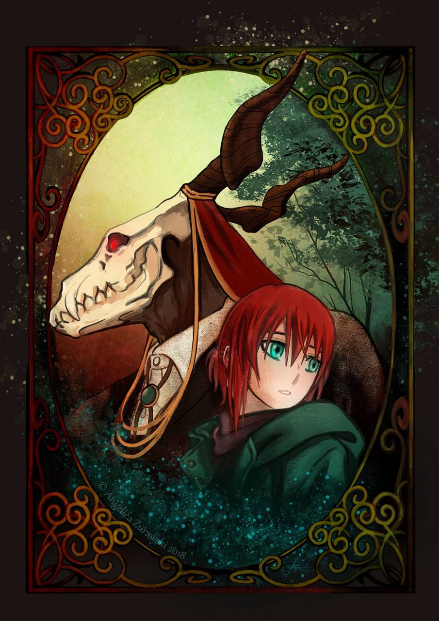 Ancient Magus Bride Wallpaper By Missystarburst F4 Free On Zedge