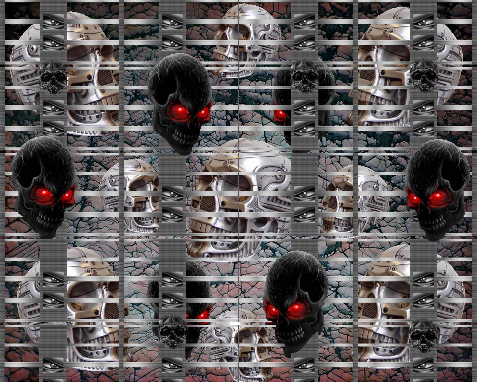 Trapped Skullz