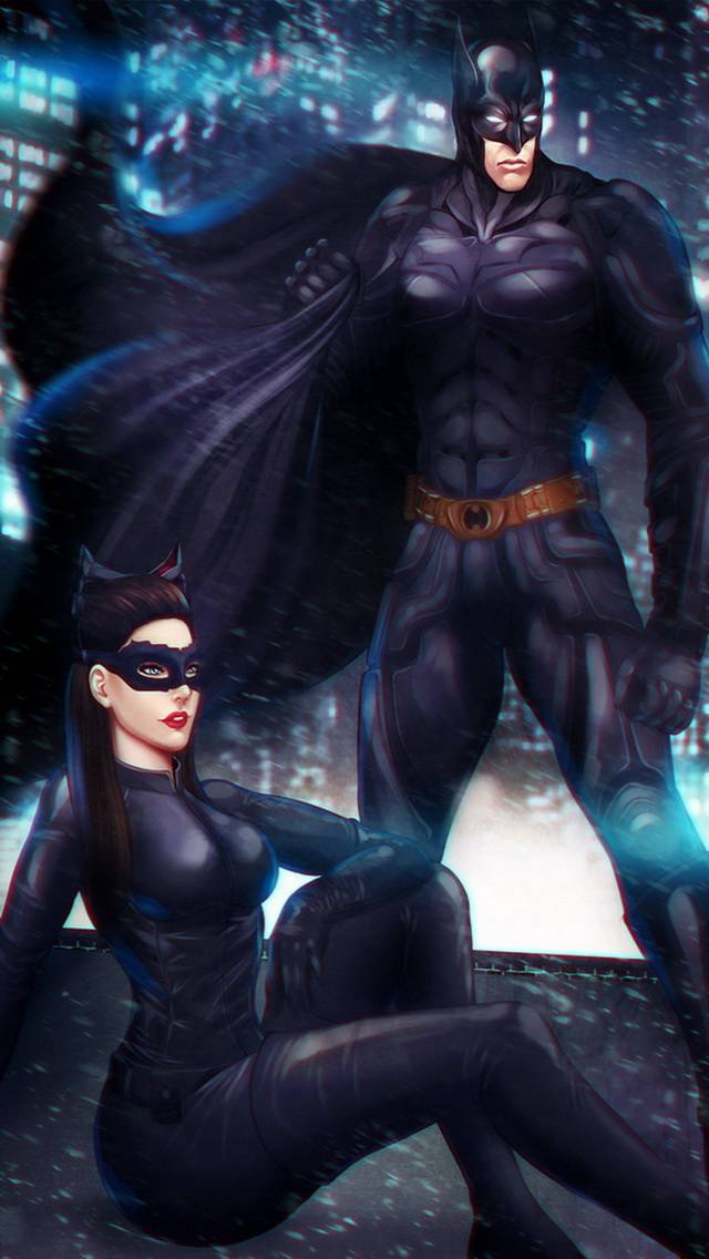 Bat And Cat