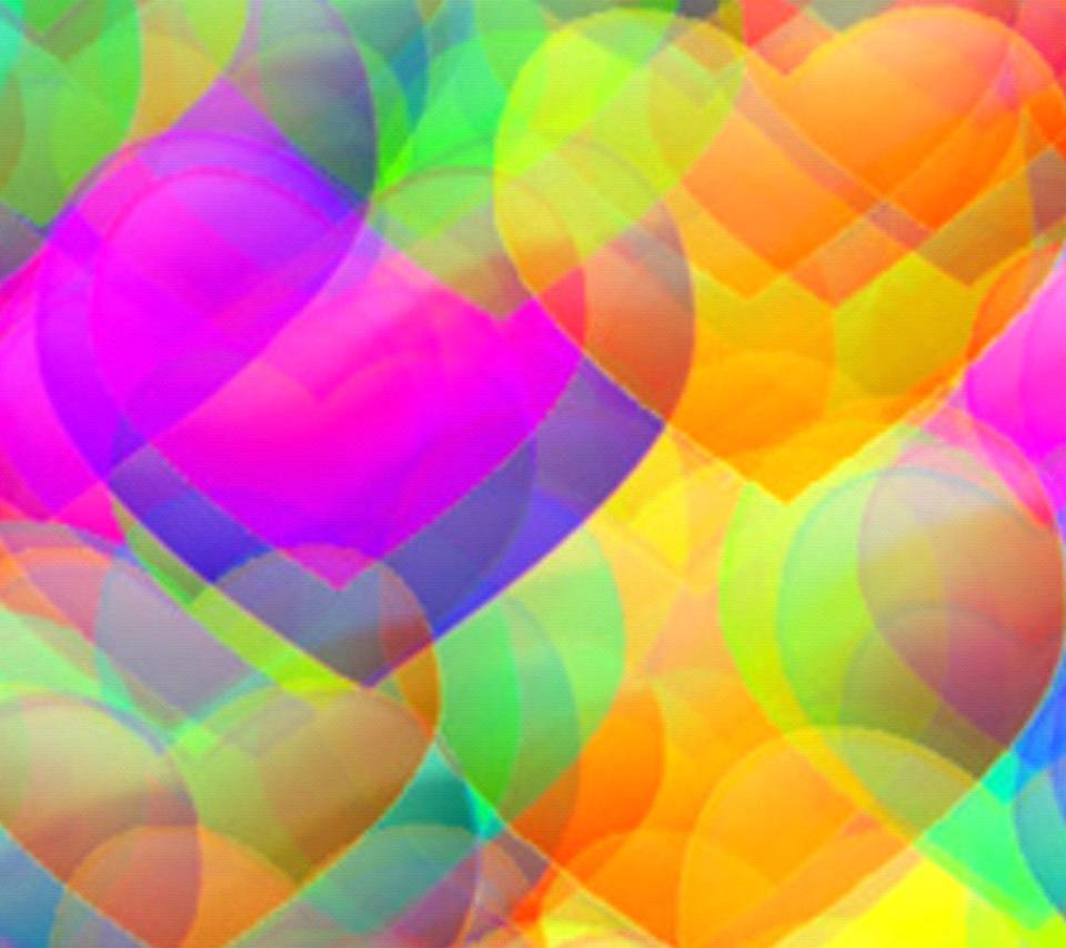 Color Full Hearts