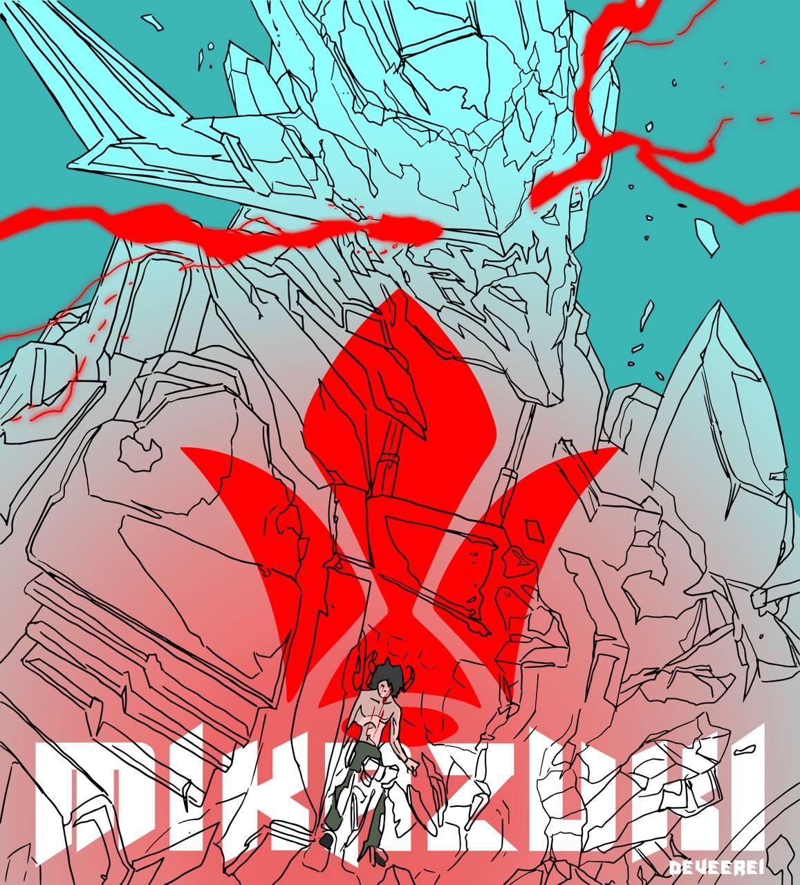 Mikazuki Death