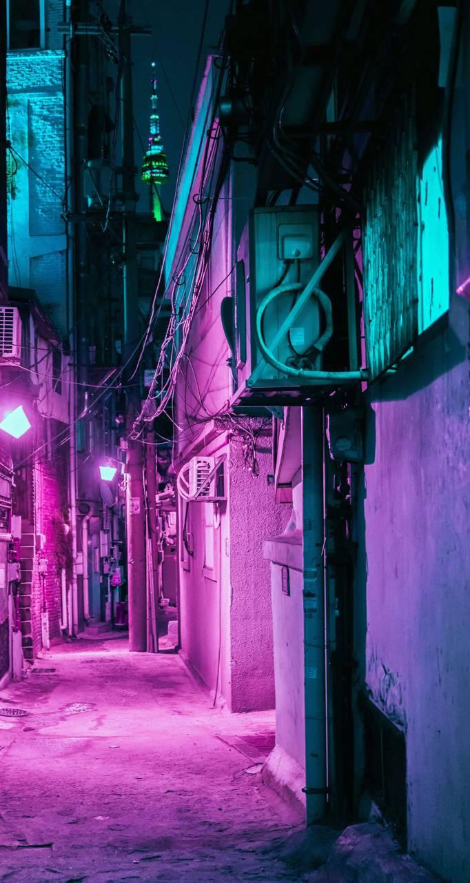 Neon strees