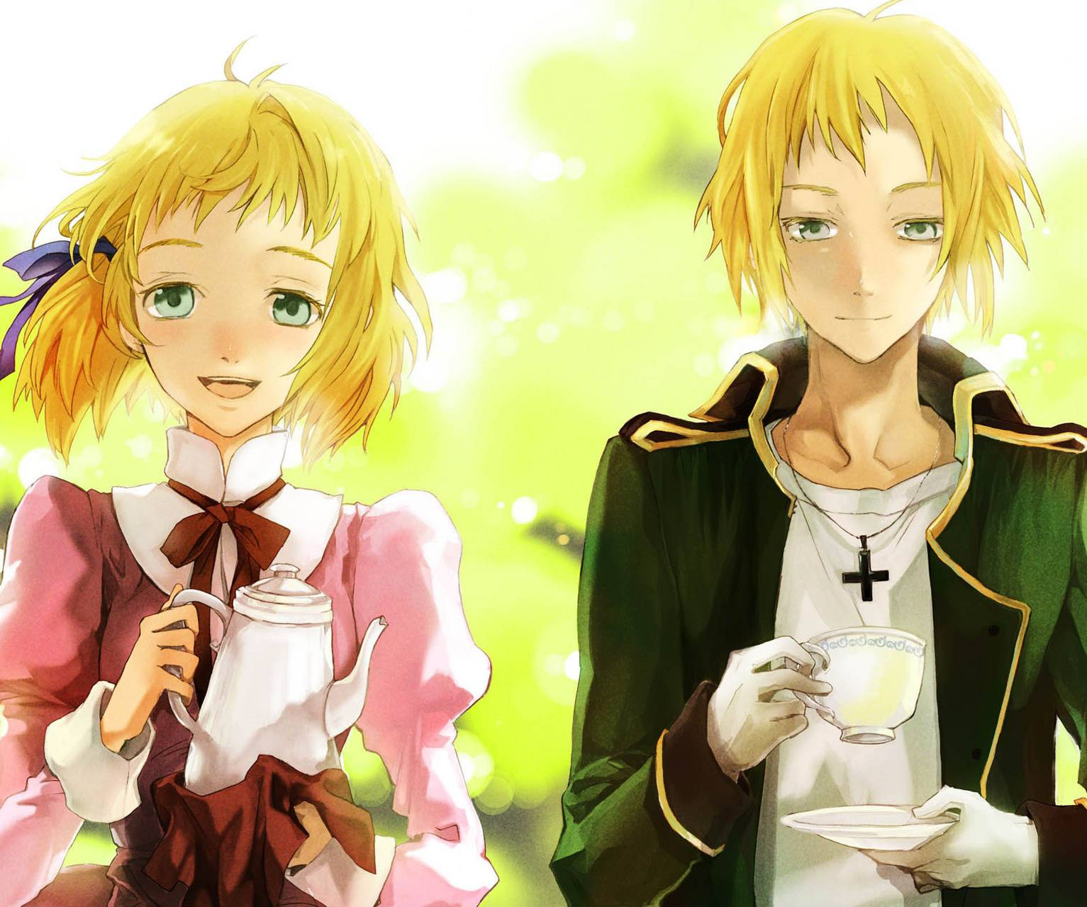 Lily And Vash
