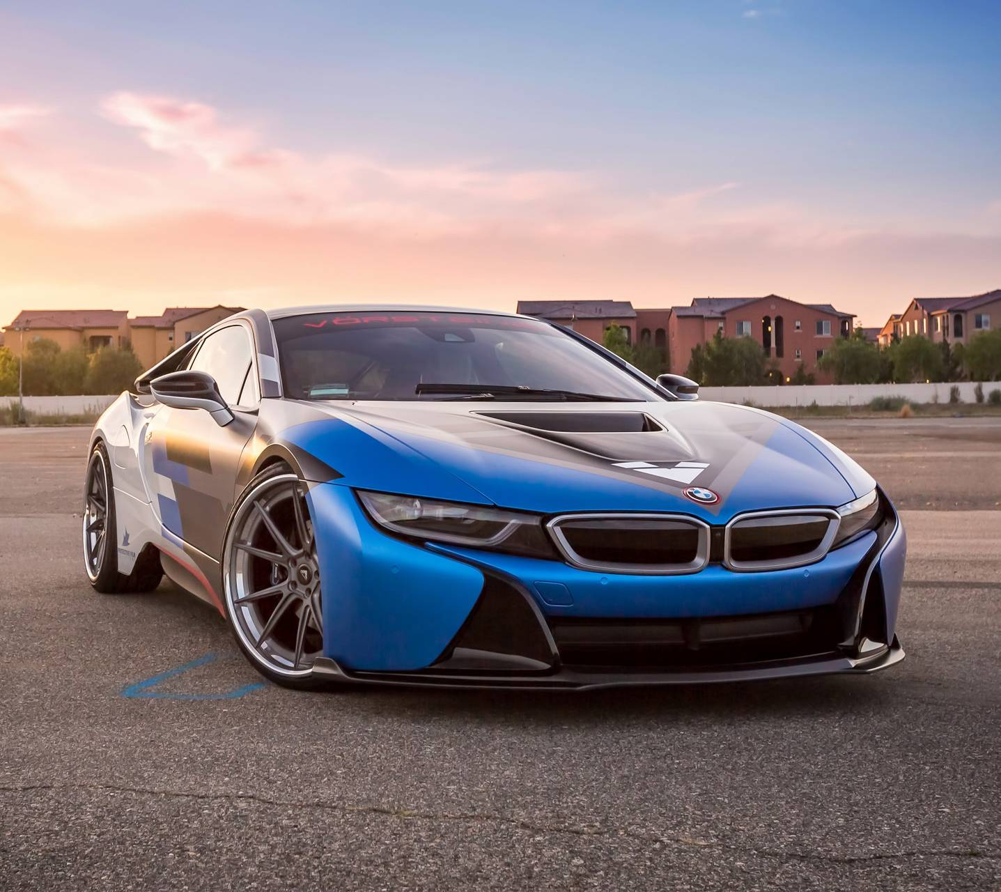 Tuned BMW