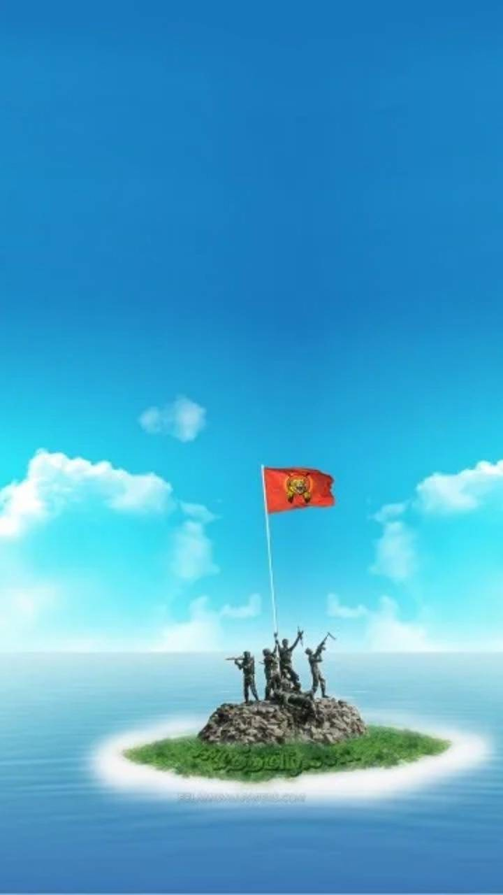 Eelam flag