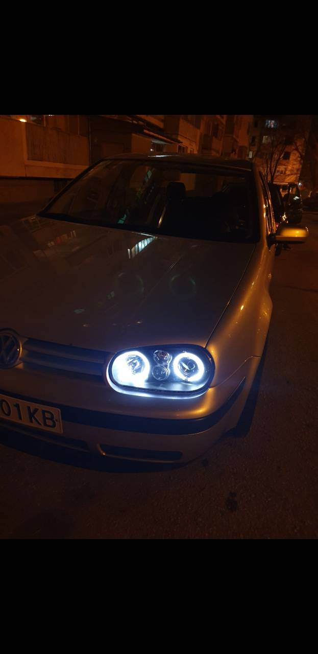 Golf Mk4 Angel Eyes