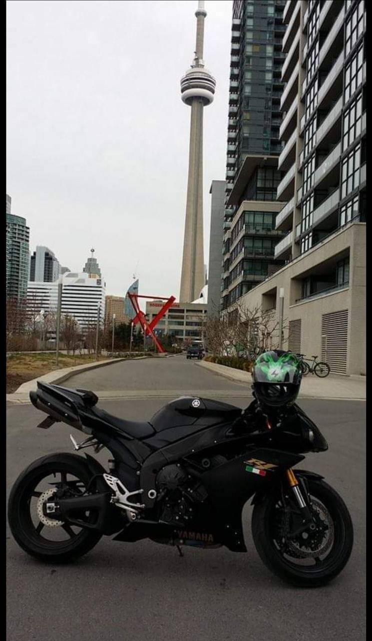 Toronto Yamaha R1