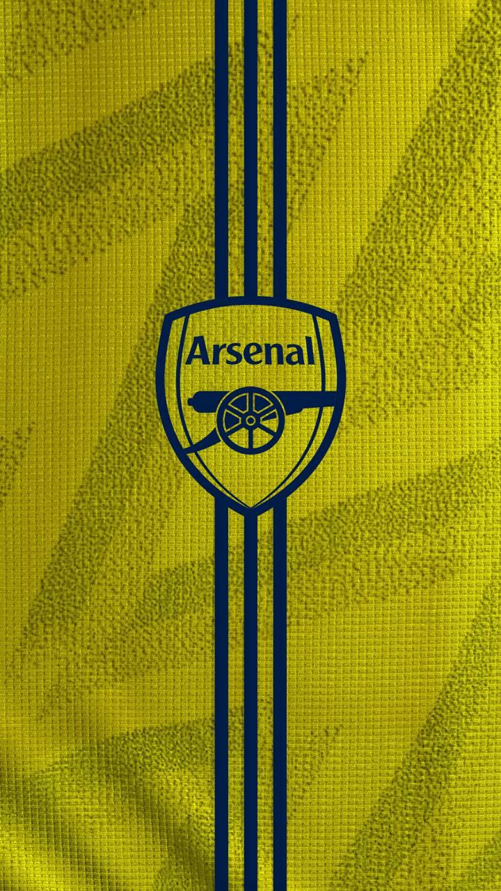 Wallpaper Arsenal Yellow Hd Football