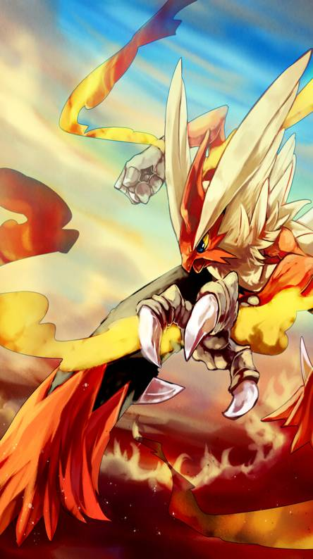 Blaziken Ringtones And Wallpapers