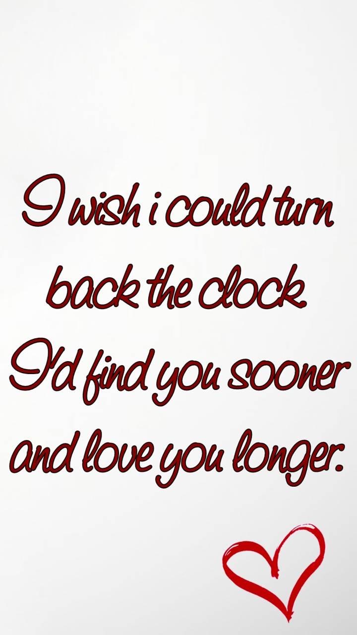 love you longer