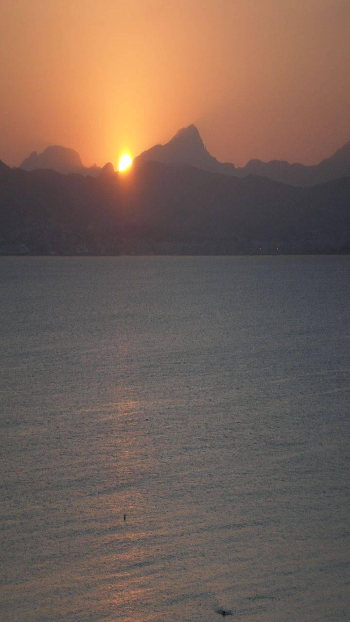 Mallorca sunset