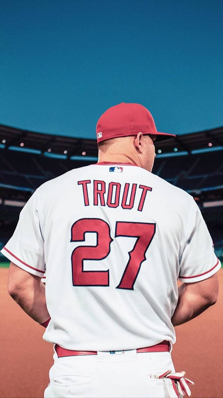 Mike Trout Wallpaper By Fustidyidy9f Fe Free On Zedge