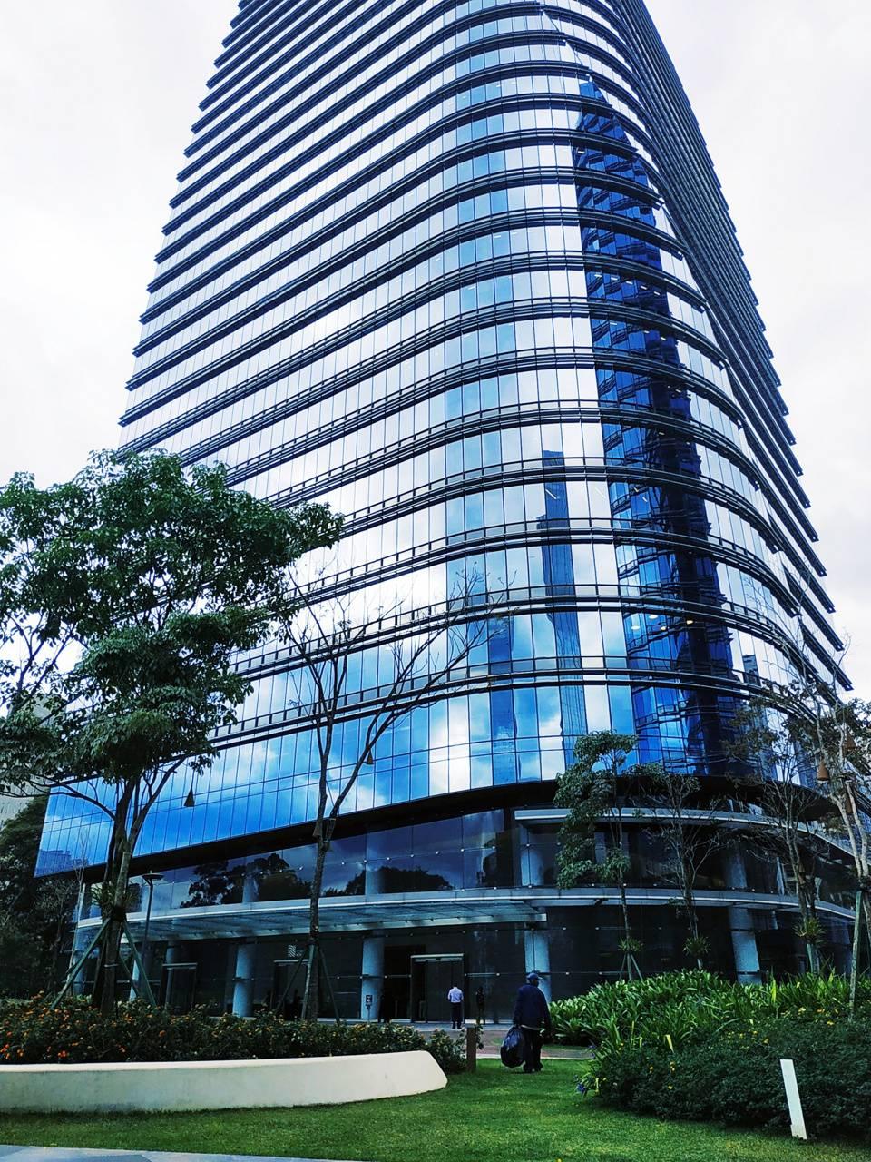 Brazil building