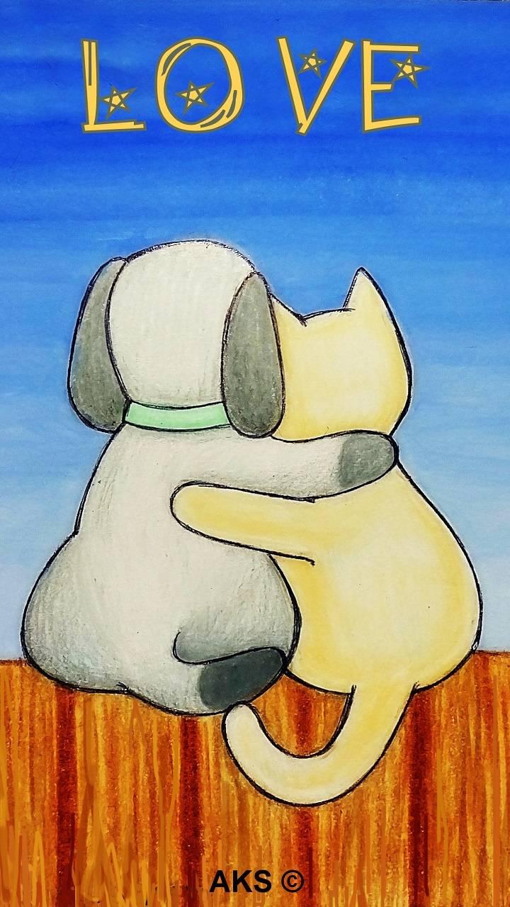 LOVE Pets Art
