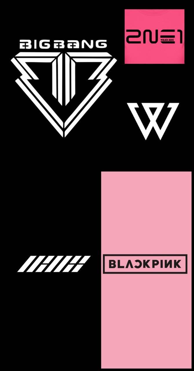 Kpop YG Logos