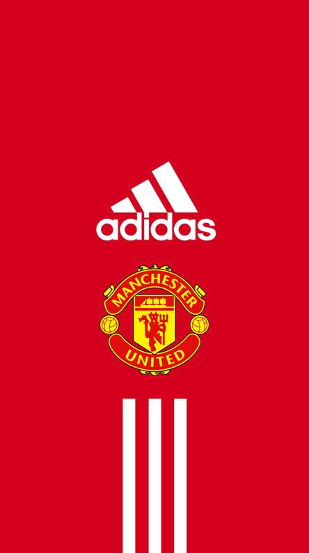 Manchester united wallpapers free by zedge united adidas voltagebd Choice Image