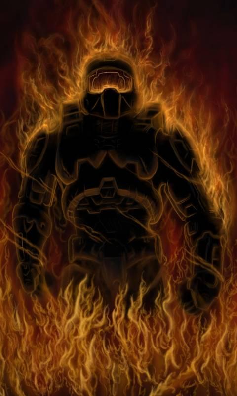 Halo Fire