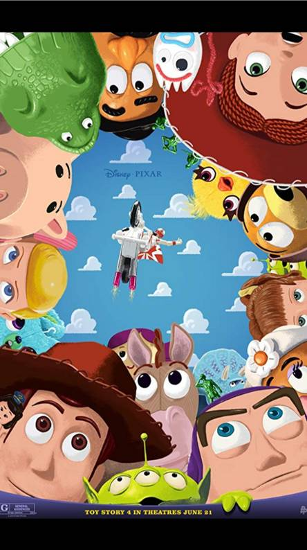 Toy Story 4 Poster Ringtones And Wallpapers Free By Zedge