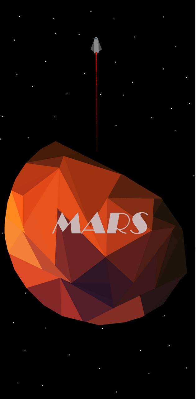 Mars Polygon