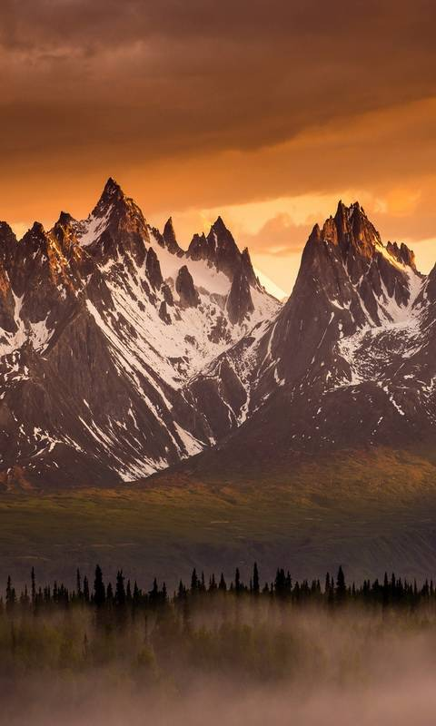 Mountains View Hd