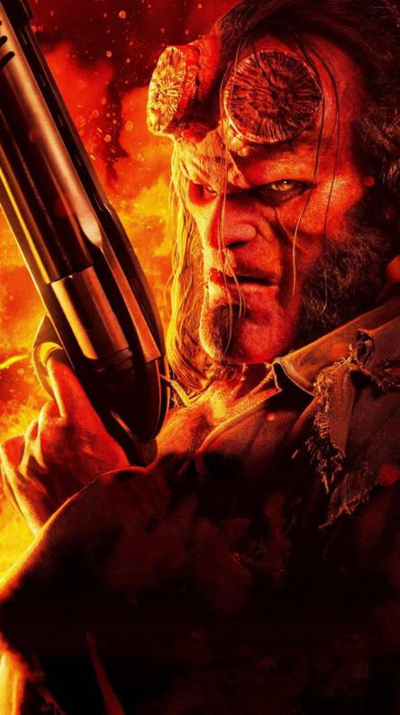 Hellboy Ringtones and Wallpapers - Free by ZEDGE™