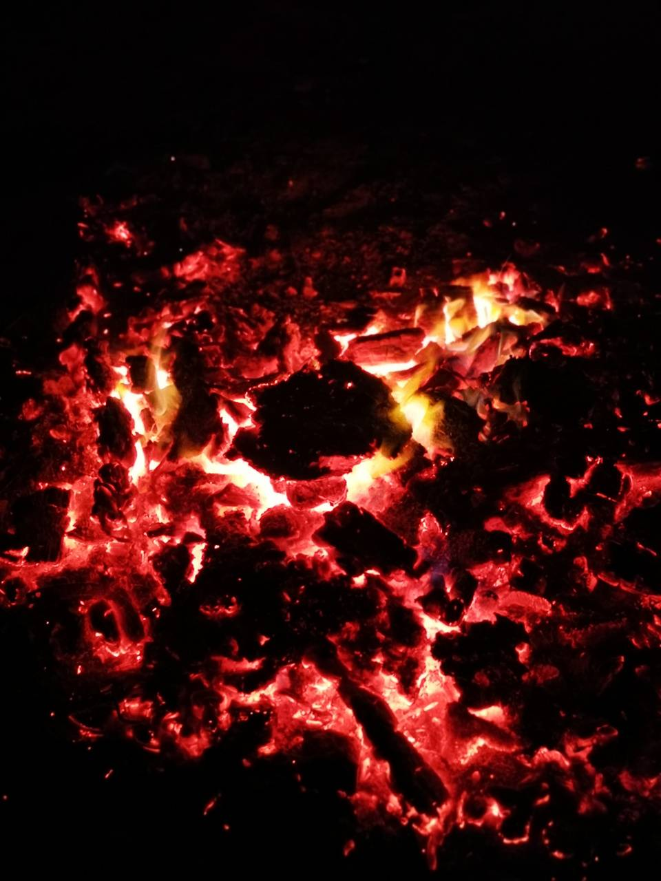 Fire of hell