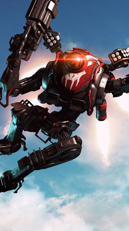 Titanfall 2 viper