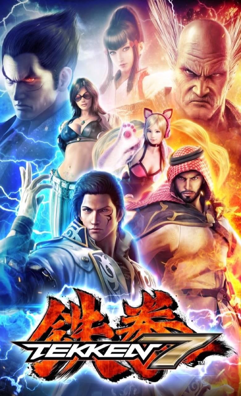Tekken 7 Wallpaper By Gh0stt 61 Free On Zedge