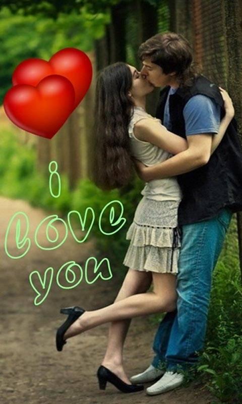 Sweet Kiss wallpaper by Mr_lov3r_ - 3a