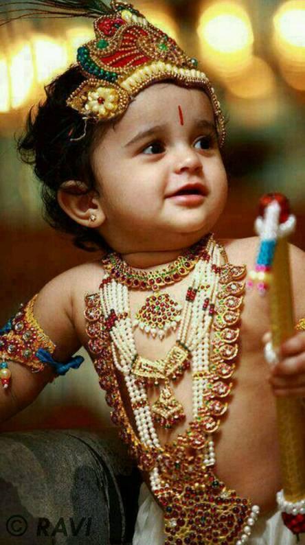 Baby Krishna Wallpapers Free By Zedge