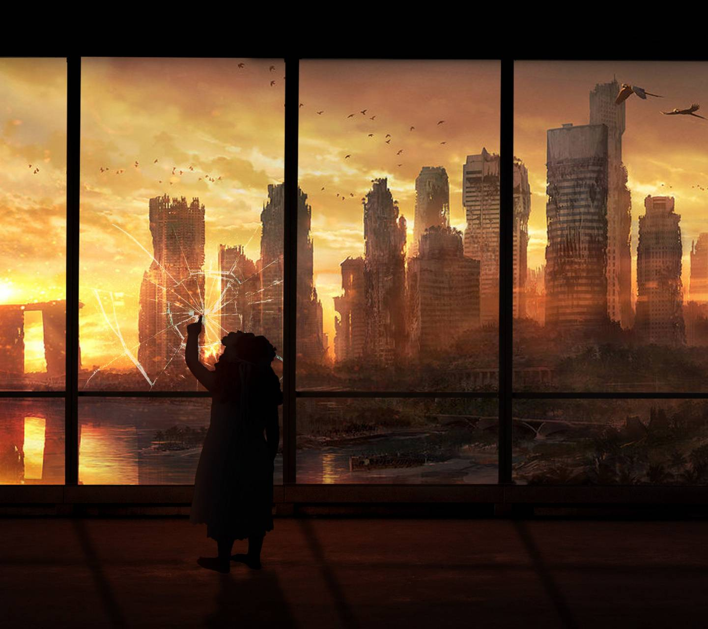 End Of The World Wallpaper By Dusangfx 9e Free On Zedge