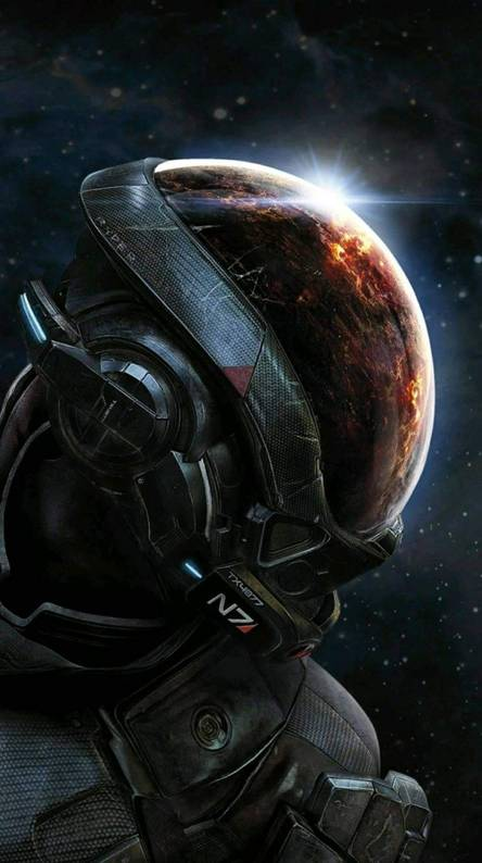 Mass Effect Wallpapers Free By Zedge