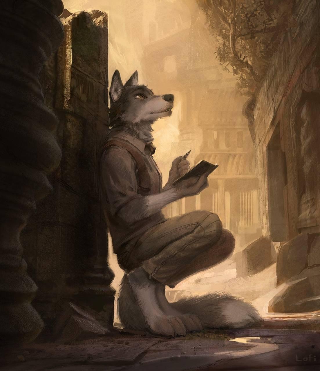 Wolf Ruins