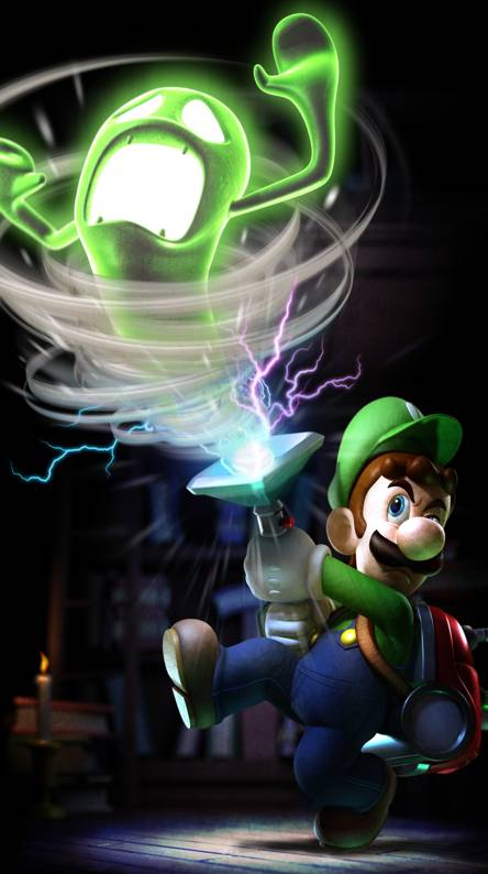 Luigi Wallpapers Free By Zedge