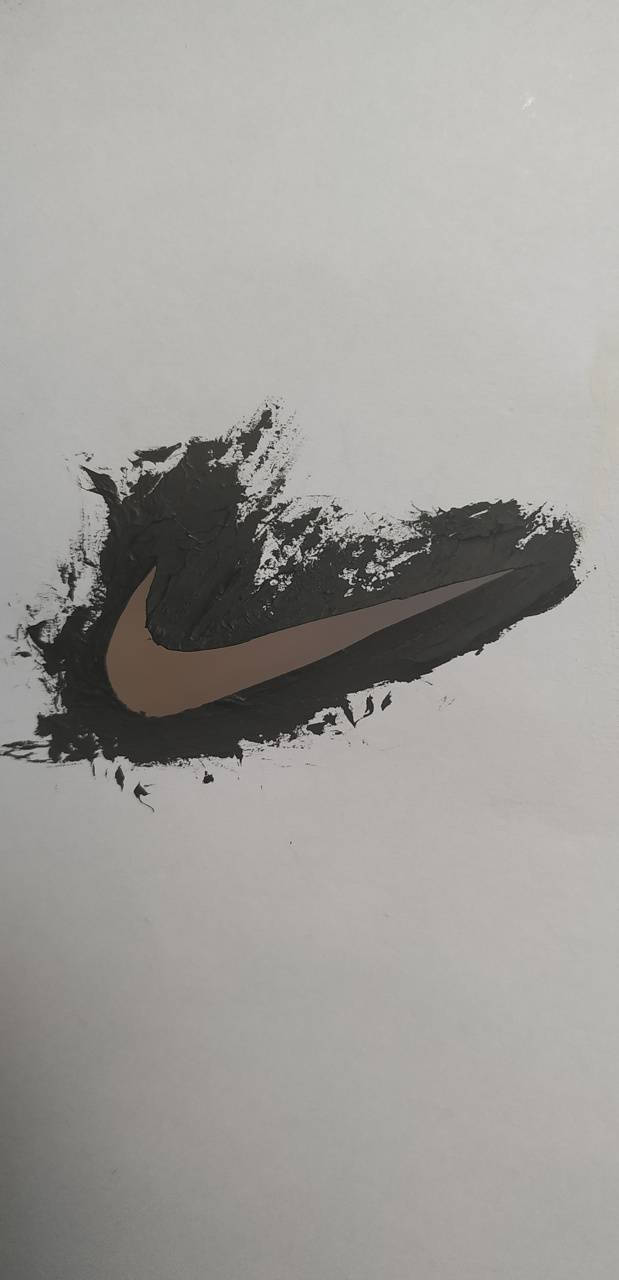 Nike Painted