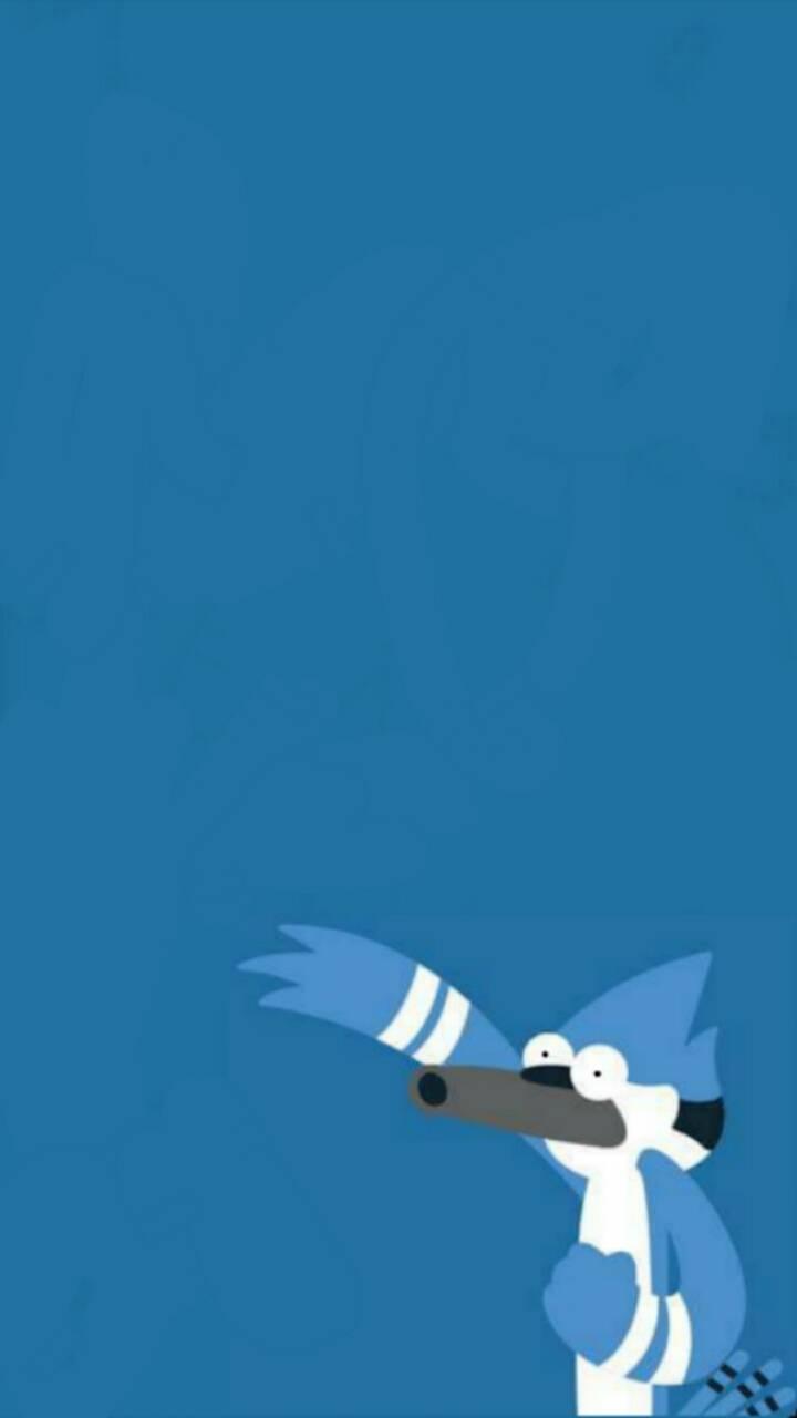 Regularshow Mordecai Wallpaper By Berkinbakir 4e Free On