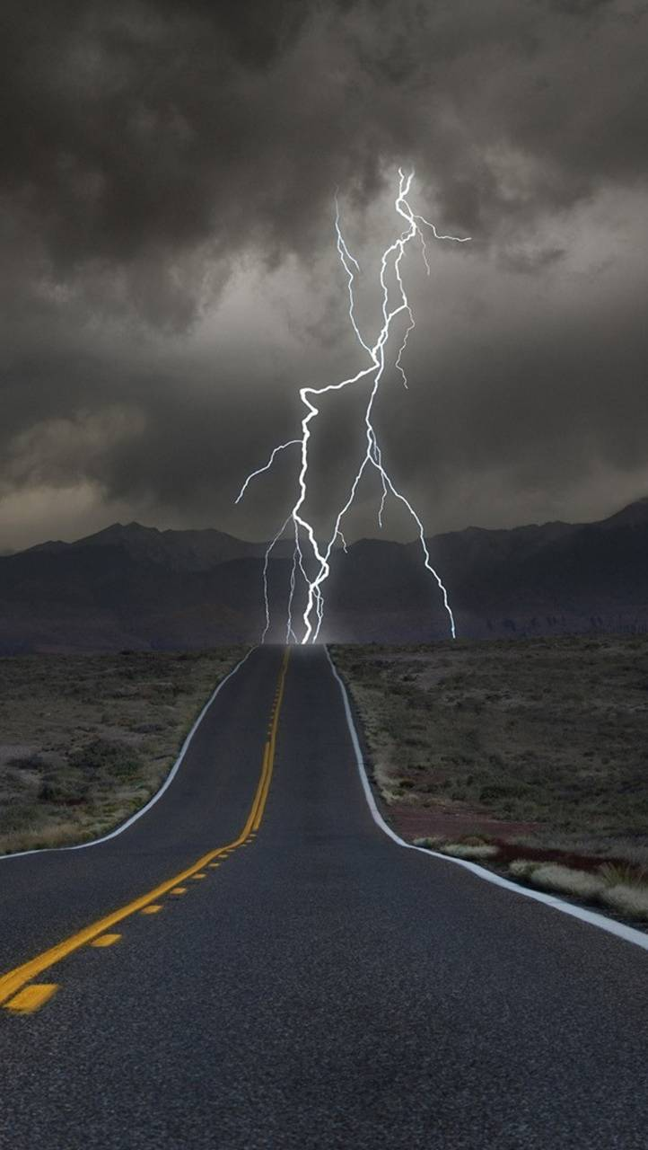 Road Lightning