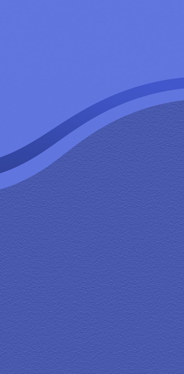 Blue 3D Screen S4