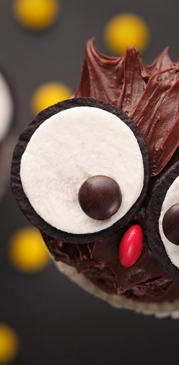 Chocolate owls