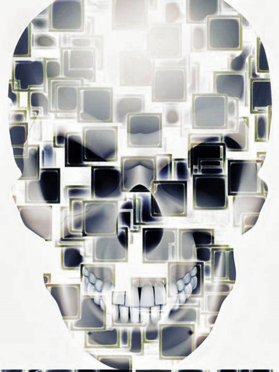 Decomp skull