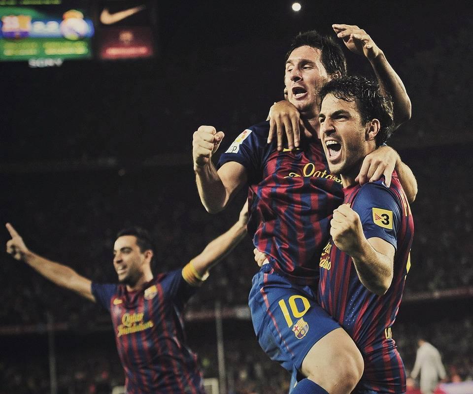 Fabregas I Messi