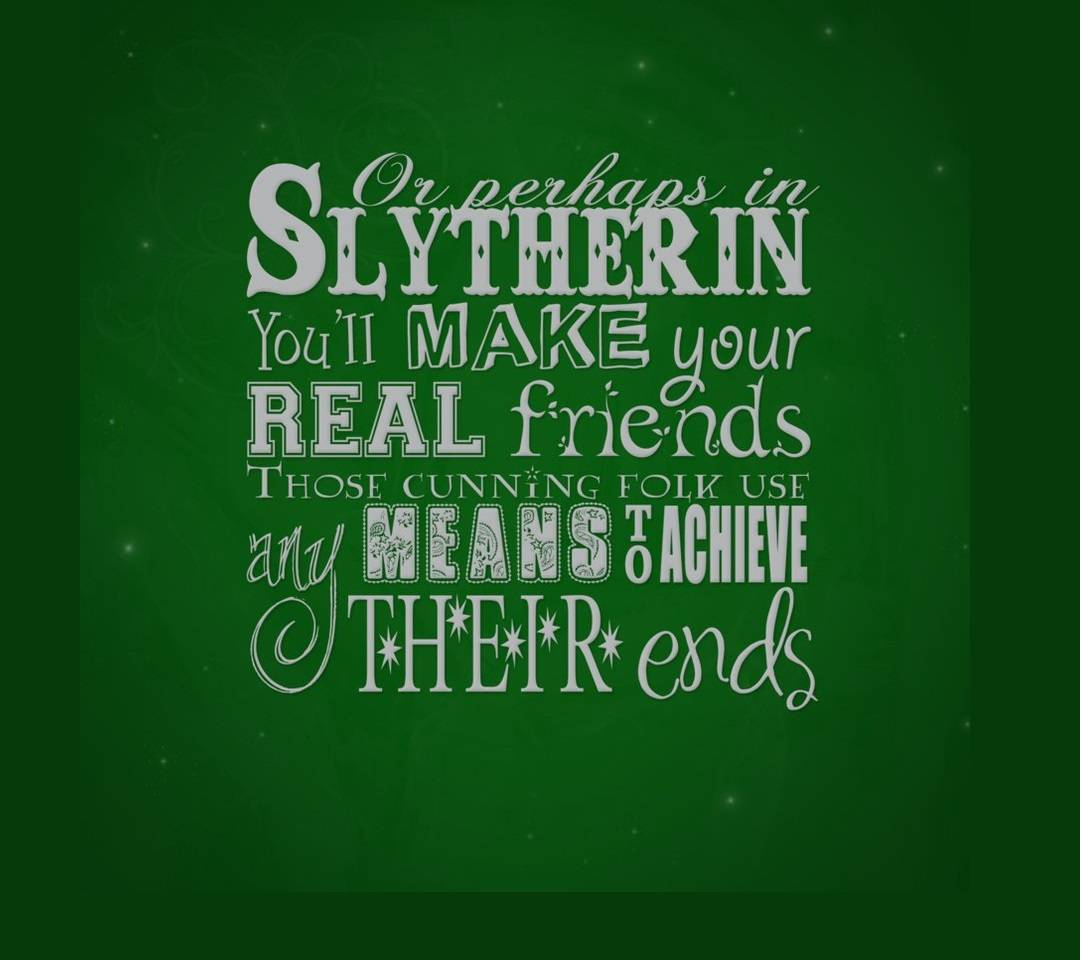 Slytherin Wallpaper By Ashandhalefire 9b Free On Zedge