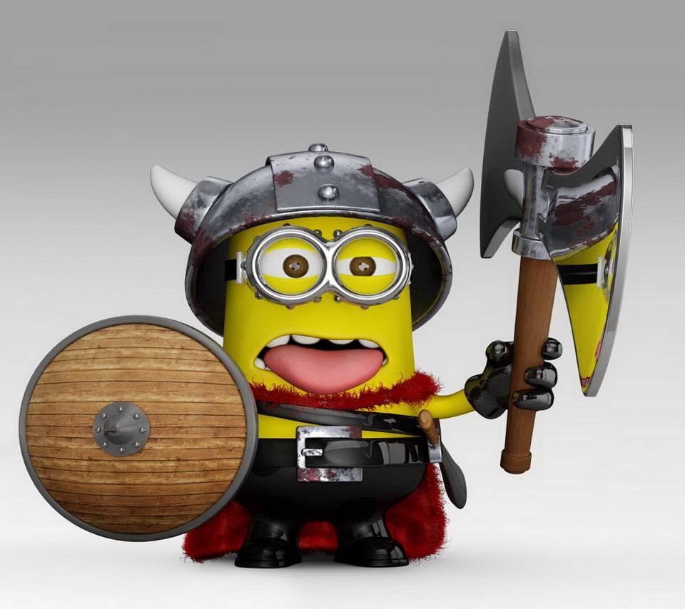 Minion Warrior