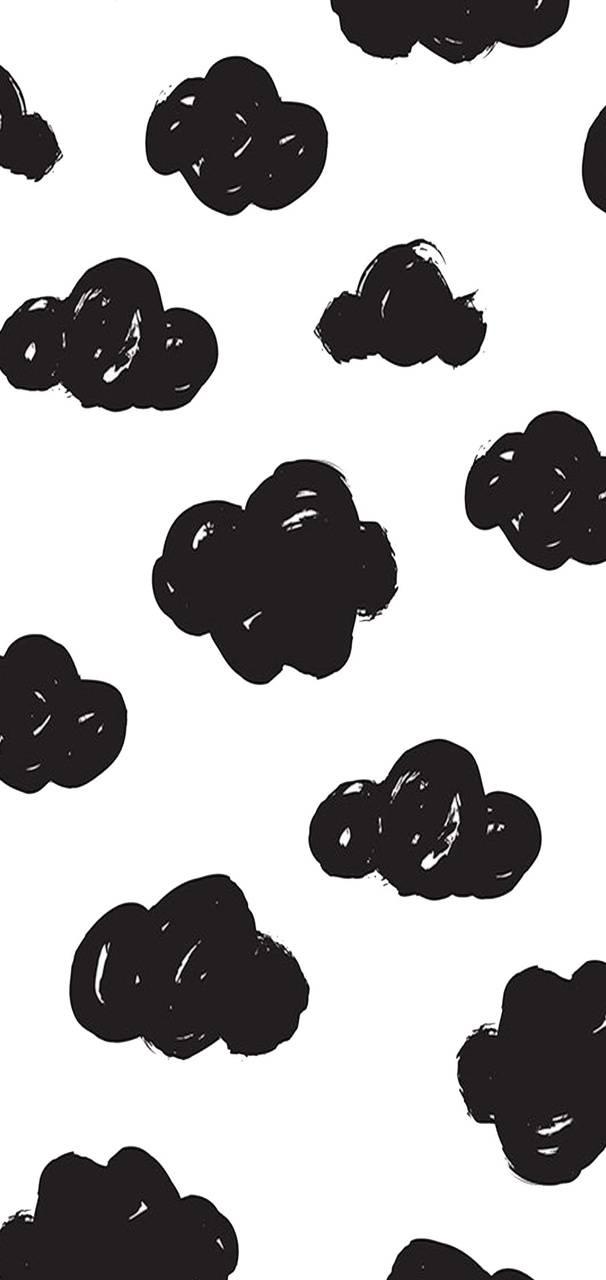BLACK CLOUDS 4K
