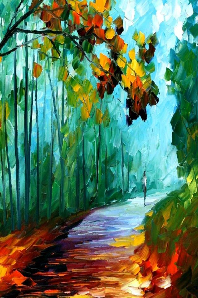 Nature Paint Hd
