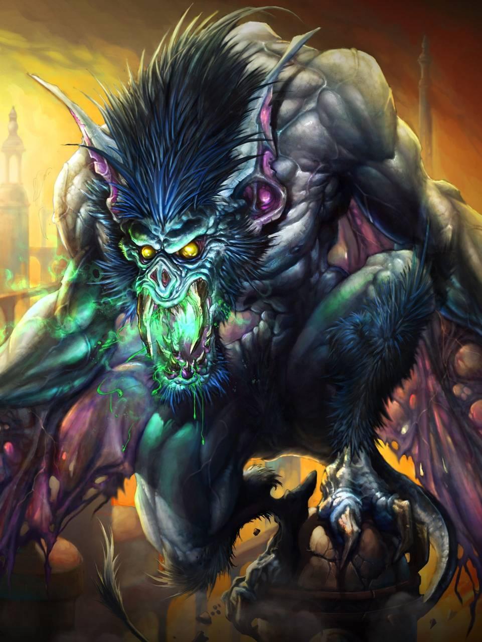 Bat Monster