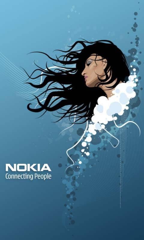 Nokia Girl