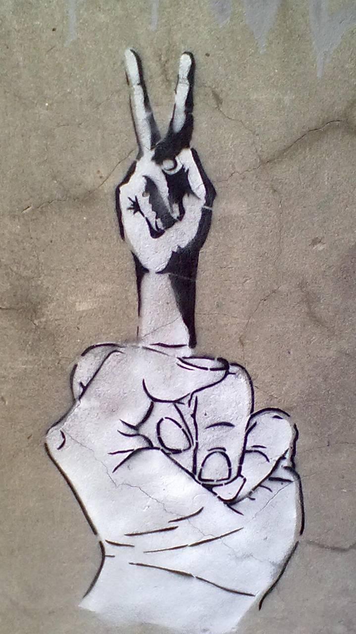 Peace Finger
