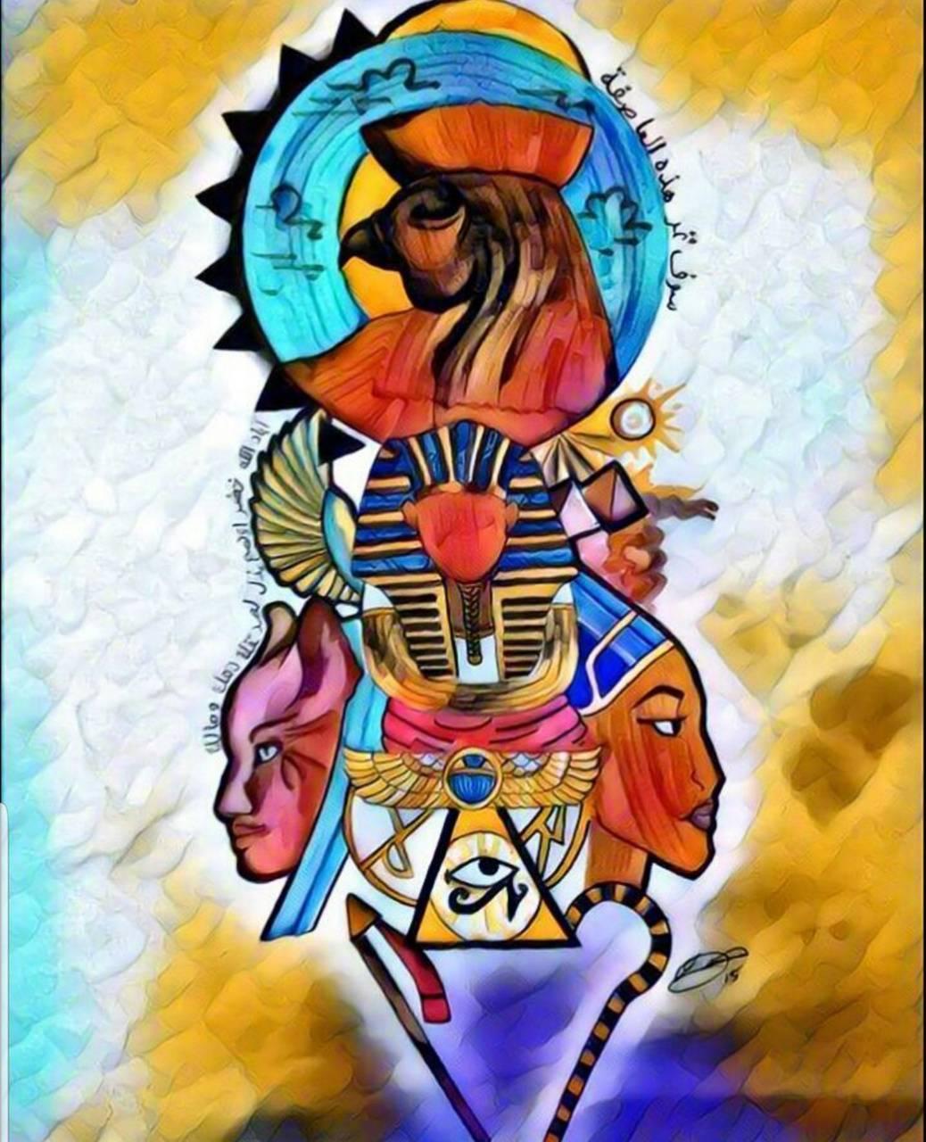 Egyptian Gods Wallpaper By Vdk272 Ee Free On Zedge